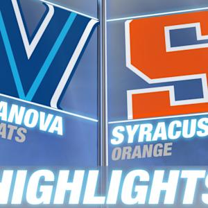 Villanova vs. Syracuse | 2014 ACC Football Highlights