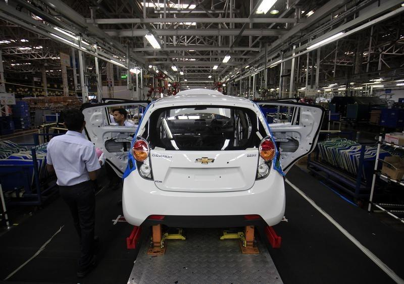 GM expects India business to be profitable in five years