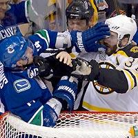 No suspension for Burrows helps Canucks