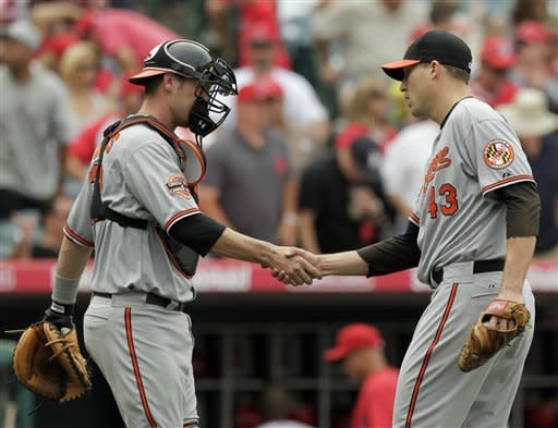Markakis helps O's Rally past Angels 3-2 in 10