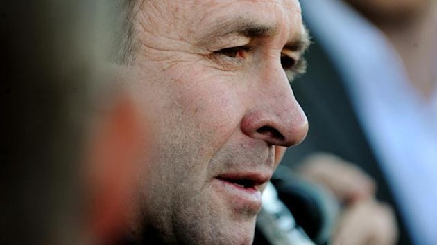 2010 NRL Former Cronulla coach Ricky Stuart (AAP - FOR USE IN AUSTRALIA ONLY)