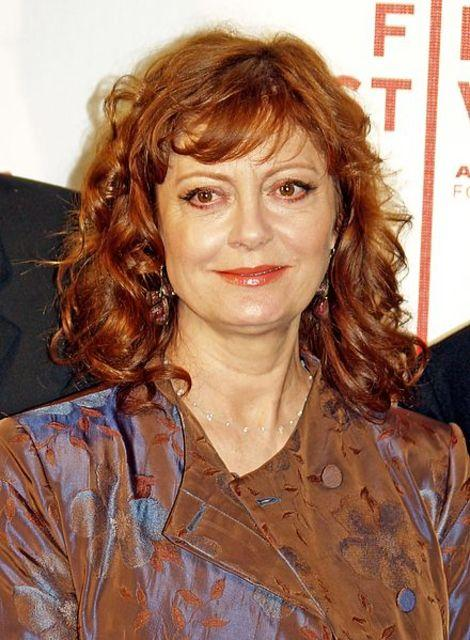 Susan Sarandon's US Open Love - Other Hollywood Ladies Who Like Younger Men