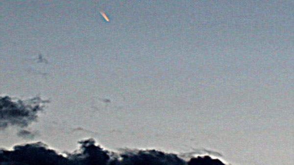 NASA: Flash in East Coast sky likely a meteor