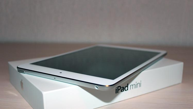 Forget the iPad Air hype: Small tablets look like the future