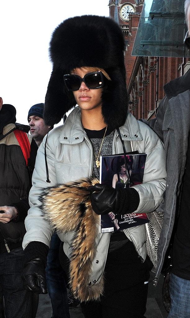 Rihanna Paris