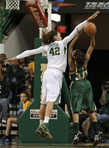 No. 3 Baylor women run past SE Louisiana 106-41