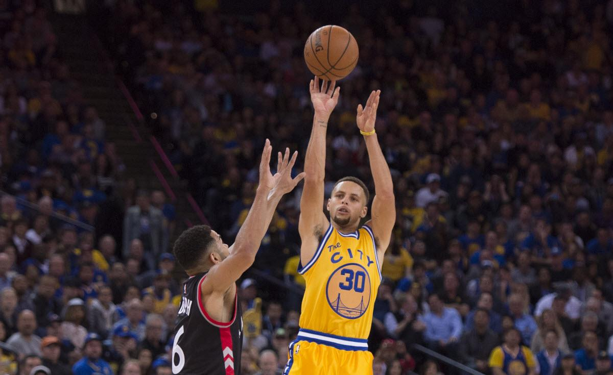Putting Stephen Curry's season in perspective makes it even more mind-blowing