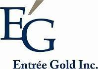 Entree Gold Announces the Appointment of Lord Howard as Non-Executive Chairman of the Board of Directors
