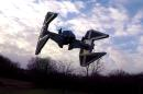 TIE Interceptor drone is the meanest starfighter in the galaxy