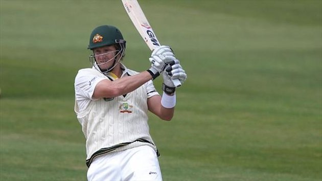 Shane Watson struck 20 fours at Taunton