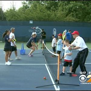 ACEing Autism: Non-Profit Group Teaches Autistic Kids To Play Tennis