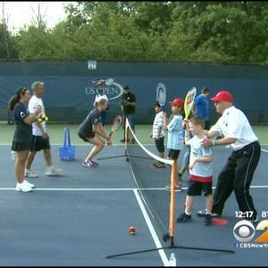 ACEing Autism: Non-Profit Group Teaches Autistic Kids To Play Tennis