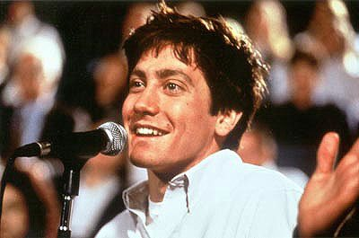 Jake Gyllenhaal as Donnie Darko in IFC Films' Donnie Darko