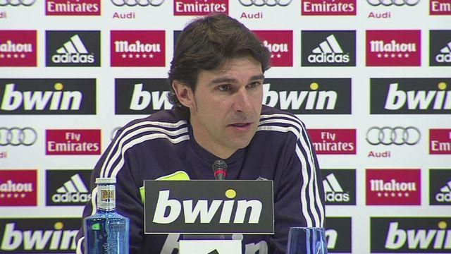 Real Madrid assistant coach warns against complacency