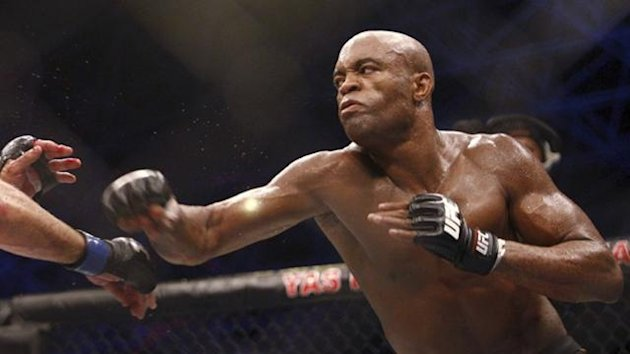 Mixed Martial Artist Anderson Silva of Brazil (Reuters)