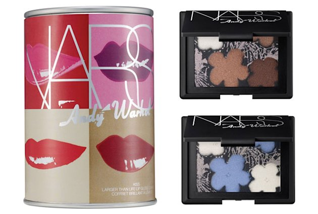 Nars x Andy Warhol products