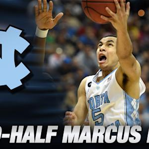 North Carolina's Marcus Paige is Still Mr. 2nd Half
