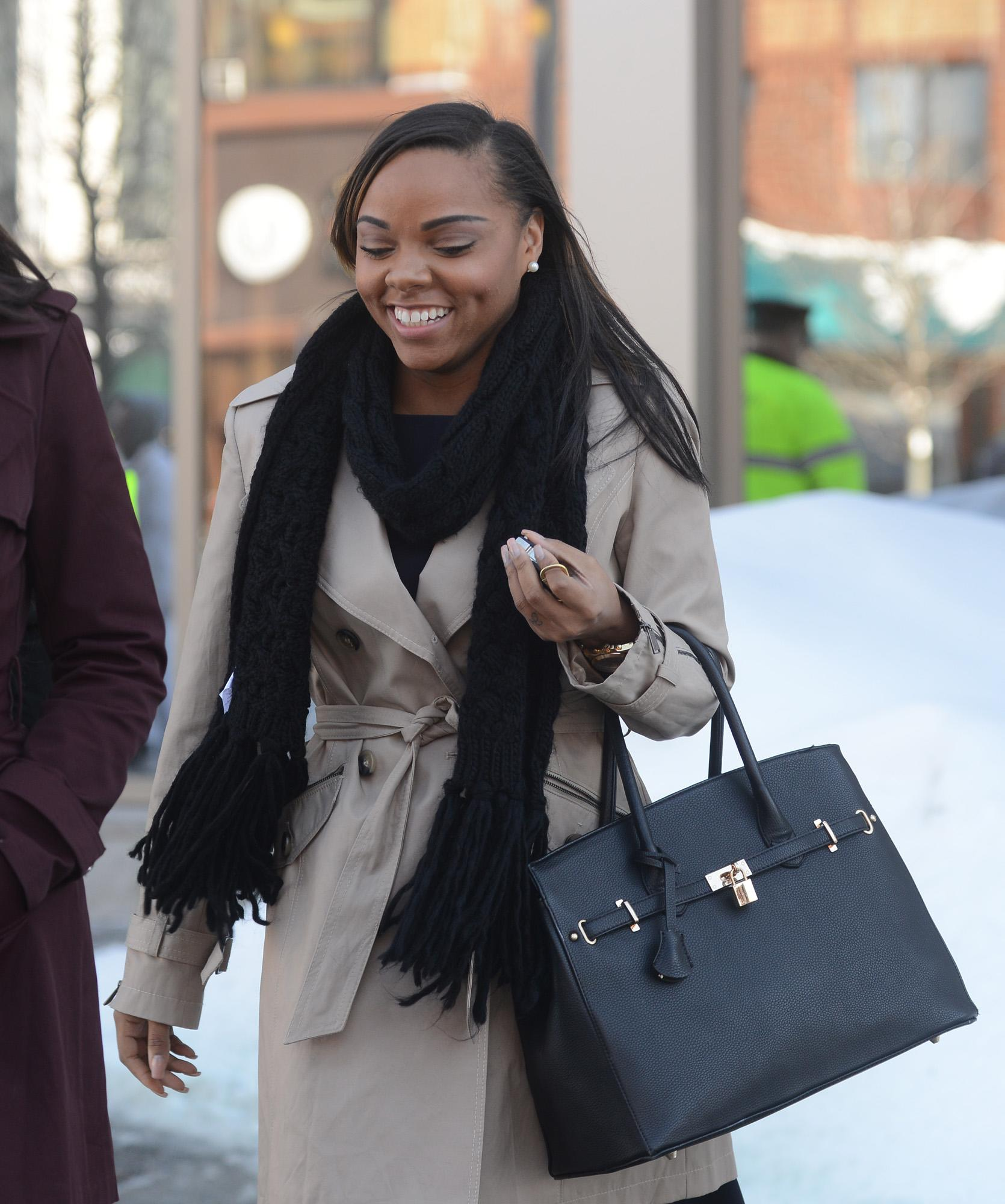 Meet Shayanna Jenkins, the woman who could decide Aaron Hernandez's fate