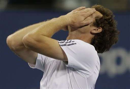 Murray finally wins Grand Slam with US Open title