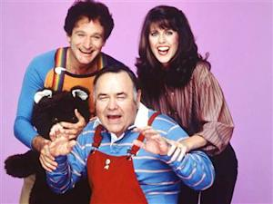 Robin Williams Pays Tribute to His Late 'Comedy Buddha' Jonathan Winters