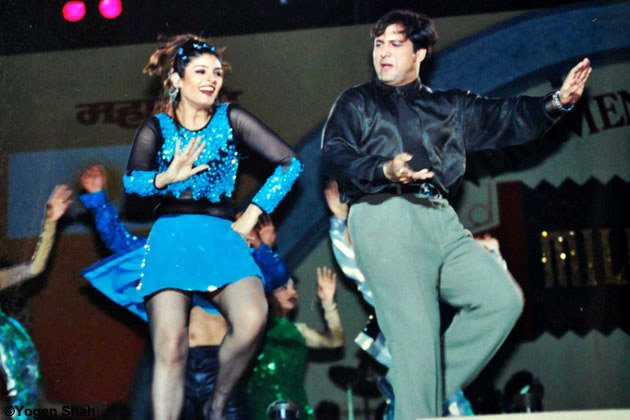 Rare photos of Raveena Tandon