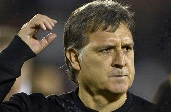 Messi's man Martino set to fly in for Barcelona talks