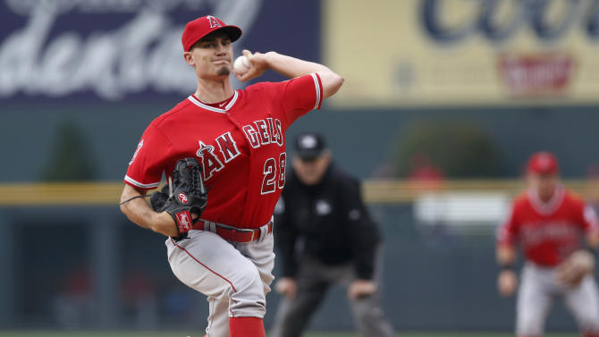 Pujols, Trout homers lead Angels past Rockies, 10-2