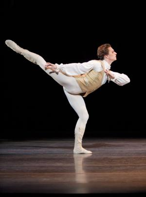 Ballet star Sergei Polunin walks out of 2nd show
