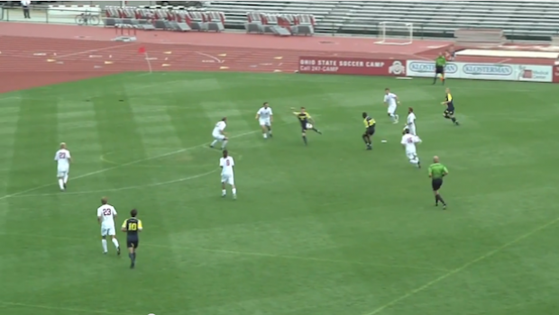 VIDEO: Thierry Henry-like golazo scored by Michigan University soccer player | SIDELINE
