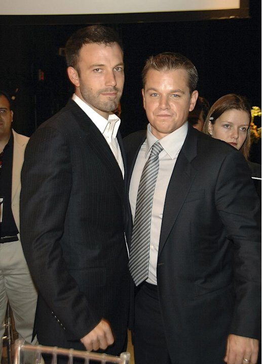 Ben Affleck Matt Damon 20 …