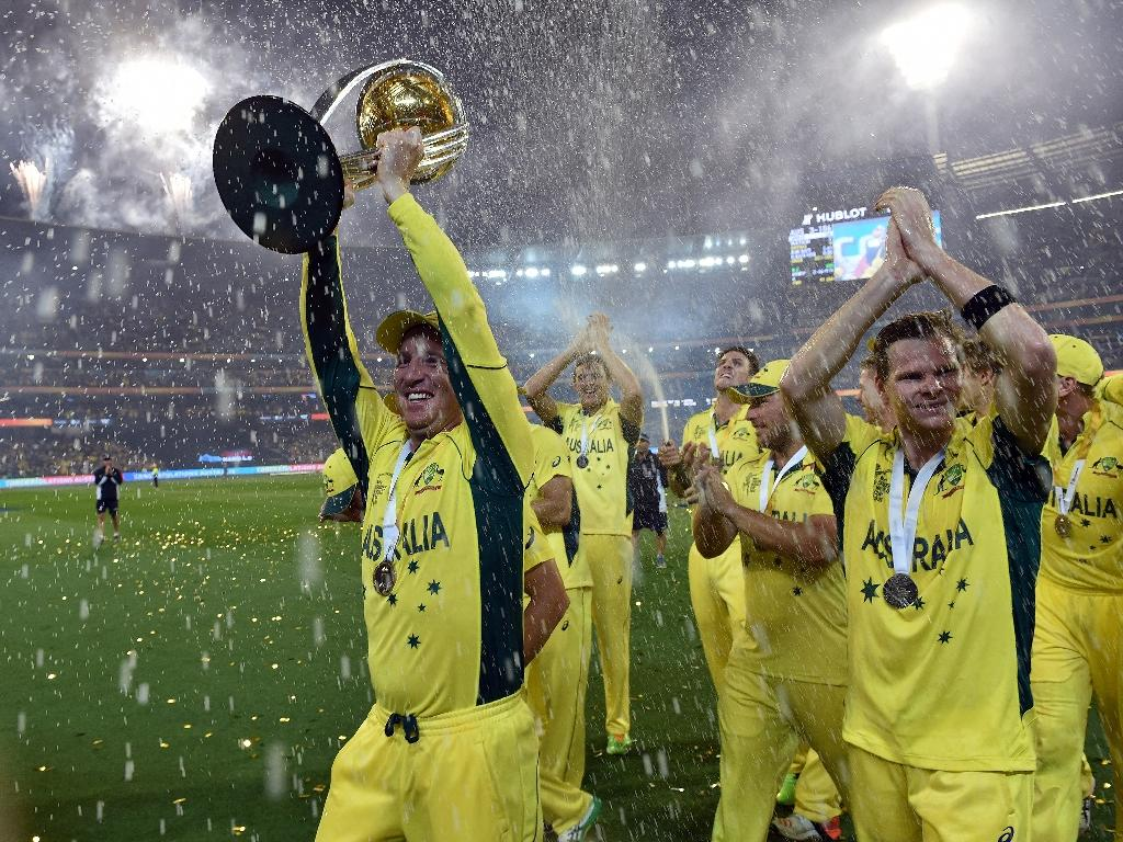 Australia's final Cricket World Cup sledge ends with apology