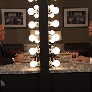 Jimmy Fallon Impersonates Mitt Romney to Mitt Romney