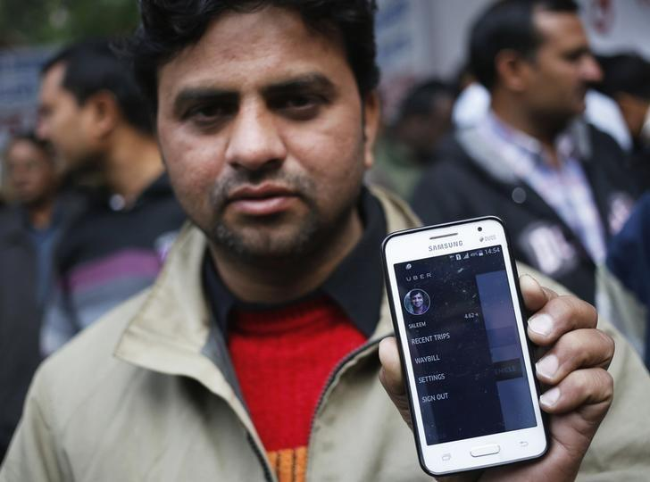 Delhi govt asks IT ministry to block Uber, Ola mobile apps: official