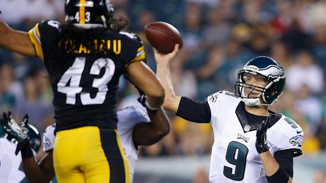 Steelers rattled after dismal loss to Eagles