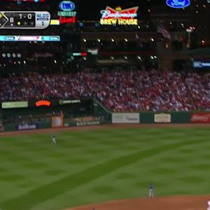 Piscotty's two-run home run