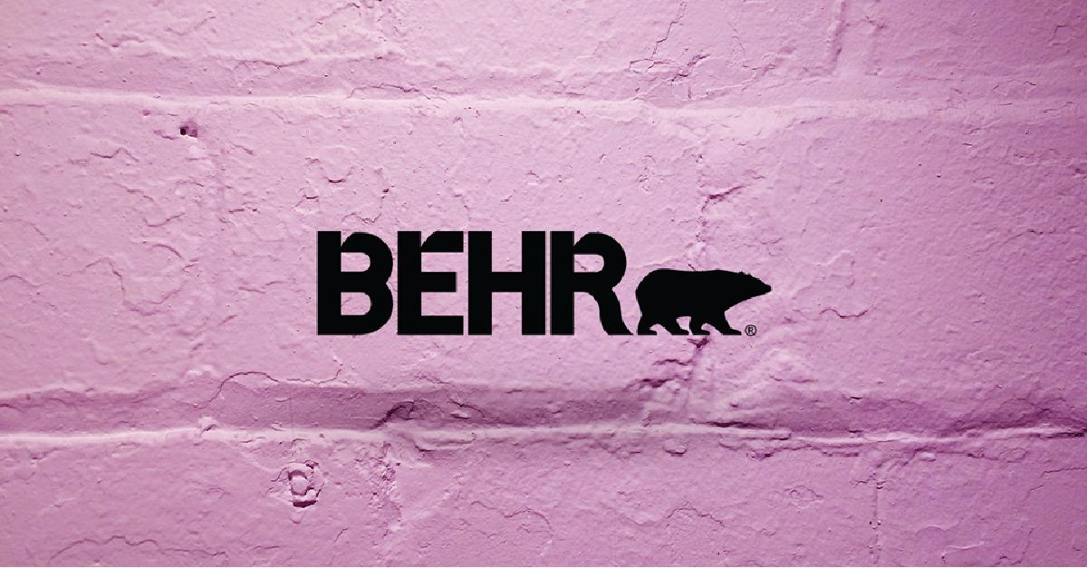 BEHR's most durable exterior paint for Pros
