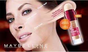Christy Turlington's Maybelline ad has also been pulled for portraying unrealistic results. 