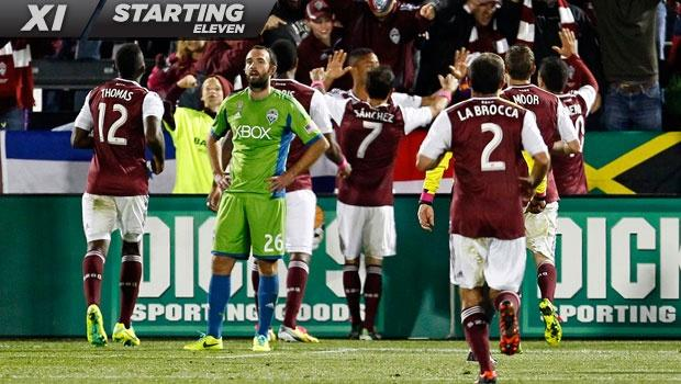 Starting XI: Another weekend, more shuffling as the MLS Cup Playoff race remains convoluted