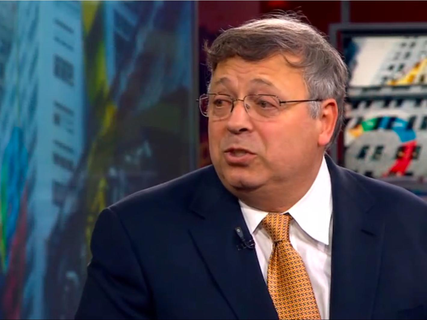 TOM DEMARK: The stock market will bottom in the next 2 or 3 days