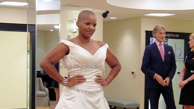 Cancer Strikes 4 Times Before Bride Gets Wedding Dress
