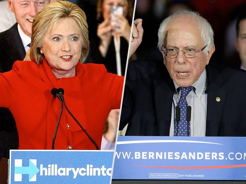 Bernie Sanders and Hillary Clinton to Face Off in Wisconsin Debate – as She Struggles to Win Back Young Female Voters