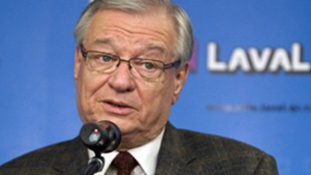 Laval Mayor Gilles Vaillancourt will resign tomorrow, Radio-Canada reports.