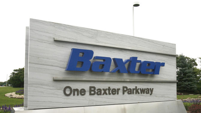 Baxter splitting into 2 separate businesses