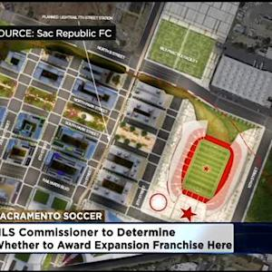 MLS Officials Swing By Elk Grove In Area Visit