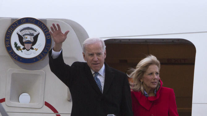 Biden joins diplomats, defense officials in Munich