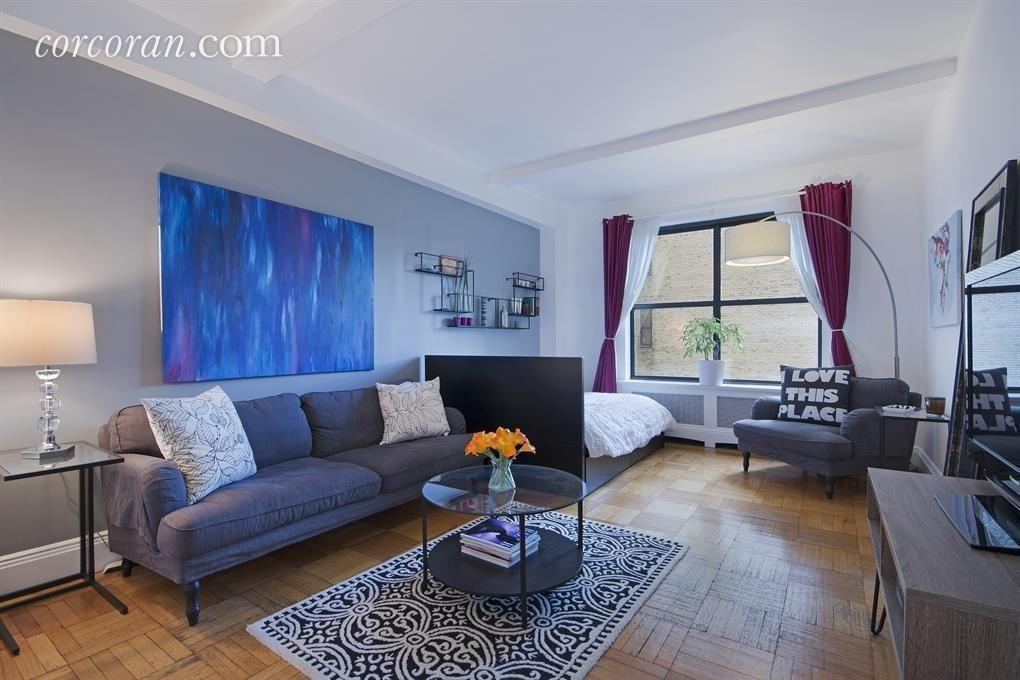 This Central Park West Studio Is Asking Just $339,000