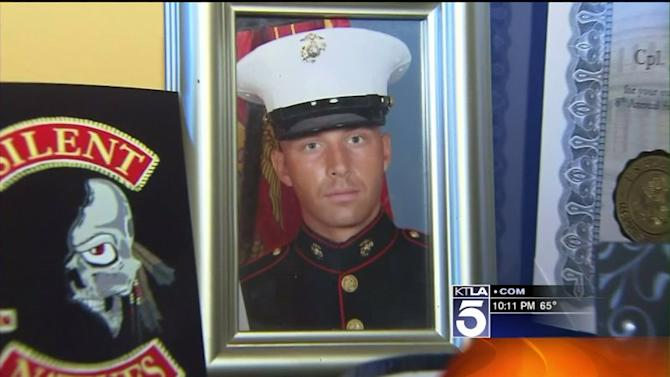After 2 Tours in Afghanistan Local Marine Dies in Motorcycle Crash at Home