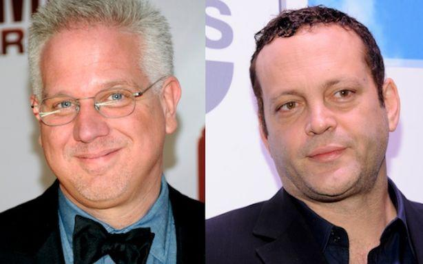 Glenn Beck and Vince Vaughn Are Going to Make a TV Show Together