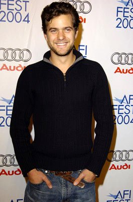 Premiere: Joshua Jackson at the 2004 AFI Film Fesitval premiere of Lions Gate Films' Beyond the Sea - 11/4/2004