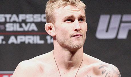It's Official: Alexander Gustafsson is Out of the UFC on Fuel TV 9 Main Event